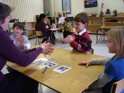 french at Montessori Guelph