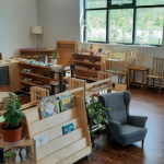 new classroom at Montessori School of Wellington   We Have Moved